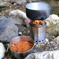 Solo Stove Titan - Brilliant, Natural Fuel Backpacking Stove, just larger!